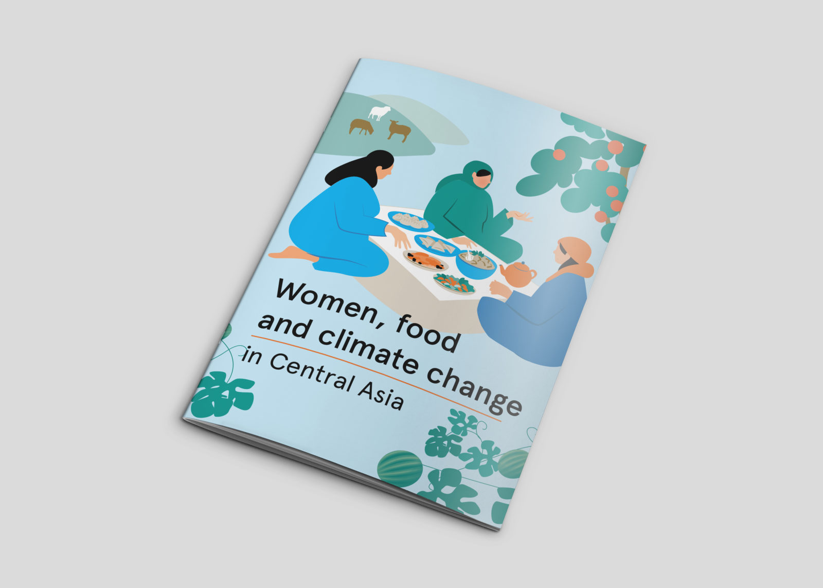 Women, Food and Climate Change in Central Asia