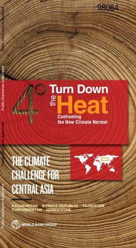 The climate challenge for Central Asia
