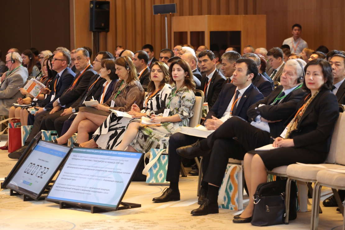 Third Central Asia Climate Change Conference (CACCC-2020)